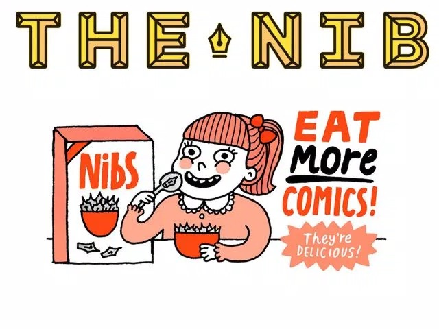 Image source: 'The Nib' and Gemma Correll
